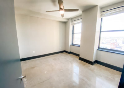 Large Private Bedroom at Merchants Plaza Apartments