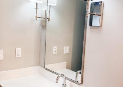 Bathroom of an Apartment at Merchants Plaza