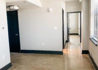 An Empty Apartment at Merchants Plaza