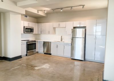Refrigerator, Dishwasher, Glass-Top Stove, and More of an Apartment at Merchants Plaza