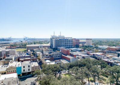 Expansive Downtown Views at Merchants Plaza